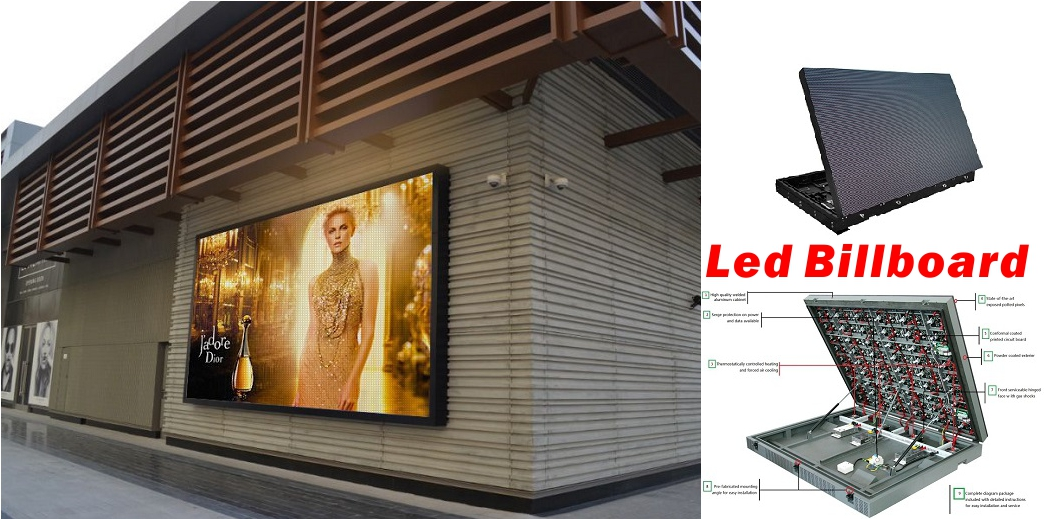 ocolour digital led billboard